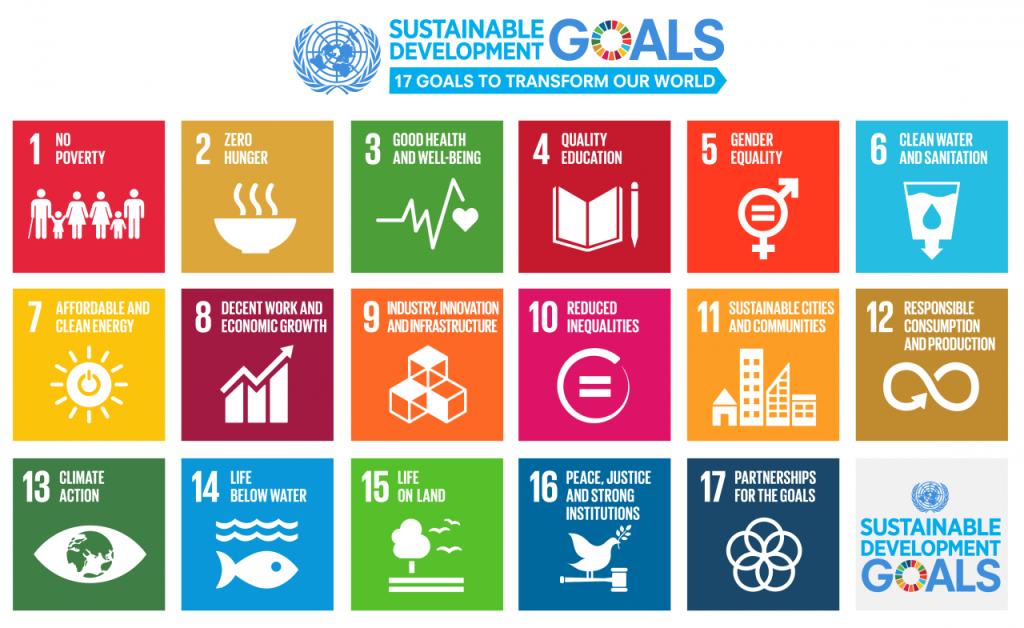 Agenda 21 and Agenda 2030 | Shiny bull